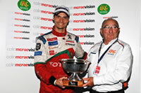 First Colin McRae IRC Trophy to Magalh�es