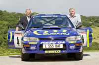 Scotland's late world rally champion to be honoured