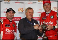 Wilks takes Colin McRae IRC Trophy