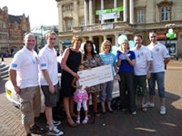 Teenage Cancer Trust and the Vision Join Forces